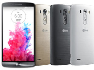 LG G3 USB Treiber