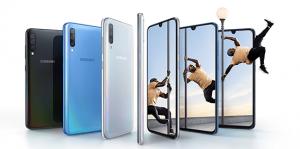 Samsung Galaxy A70 Treiber
